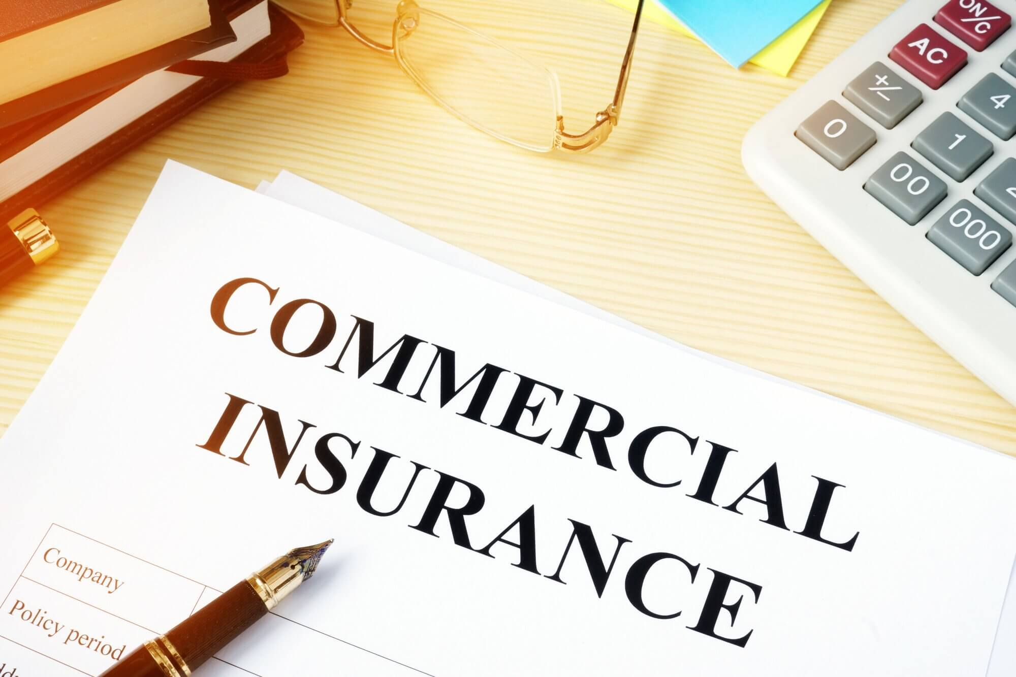 what does business insurance cover